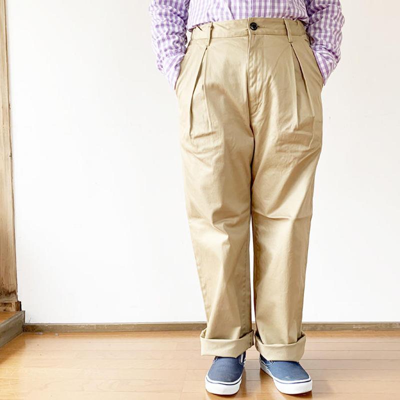 *ユニセックス*KAFIKA-カフィカ-Westpoint loungez wide pants(kfk140)