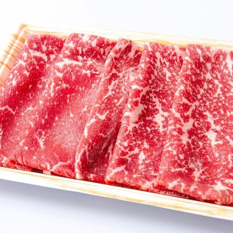 飛騨牛モモ しゃぶしゃぶ、すき焼き用 500g (250g×2)【冷凍】