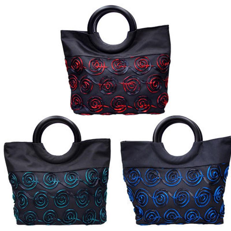 【全3色】ハッピーローズバッグ