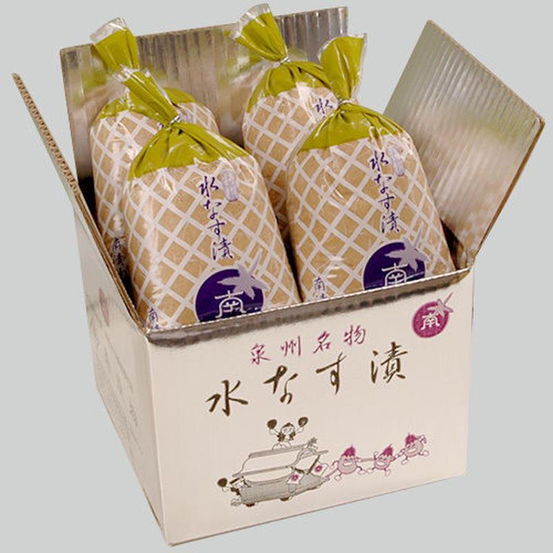 【10】特撰 水なすの浅漬(ぬか漬) 4個包装入