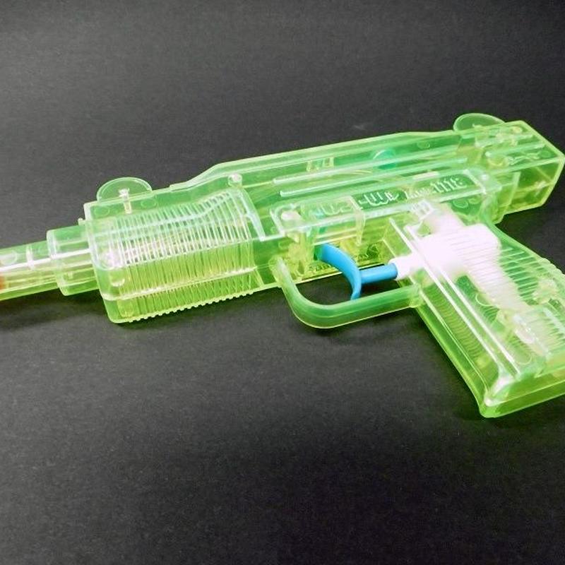 【お風呂場の相棒】 新品 デットストック品 当時のままの水鉄砲 / UZI-W
