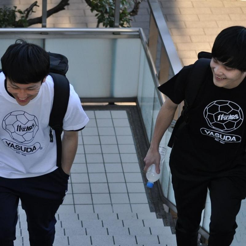 イレブンスターTシャツ/YXY602