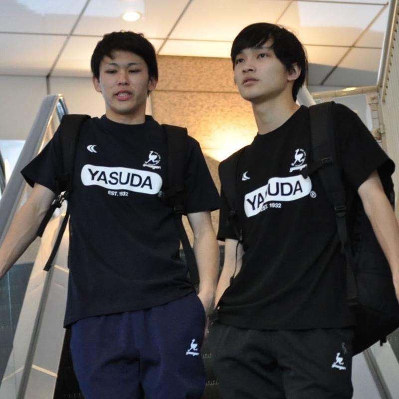 カプセルロゴTシャツ/YXY603