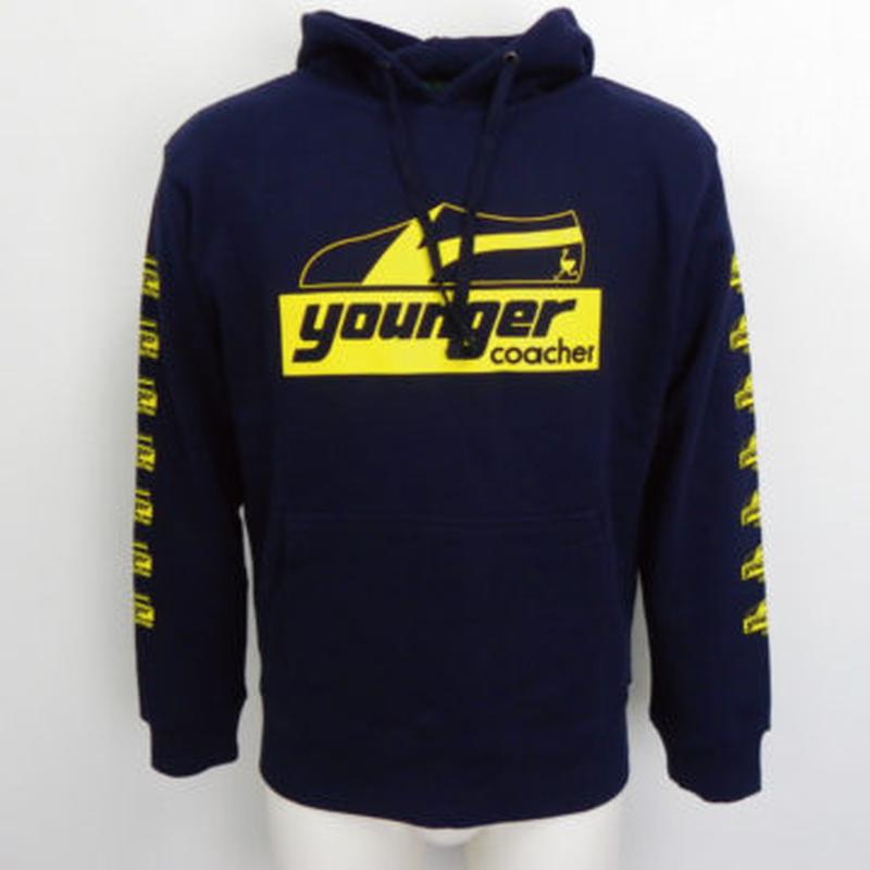 ボックススウェットパーカー/YRT628
