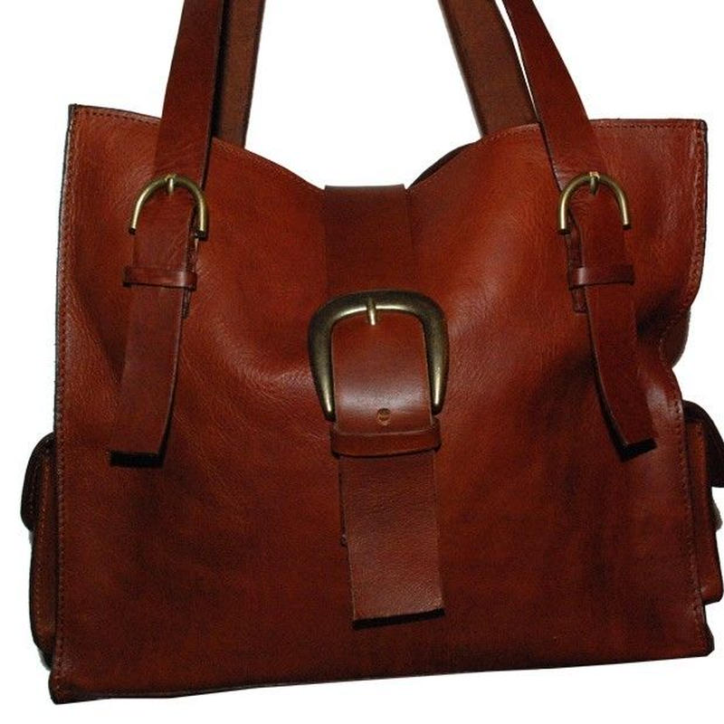 Beak Boots_Classic Beak Bag (Brown)