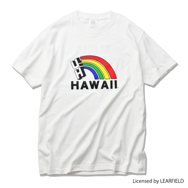 Hawaii Univ.  ALOHA GOOD LUCK Tee