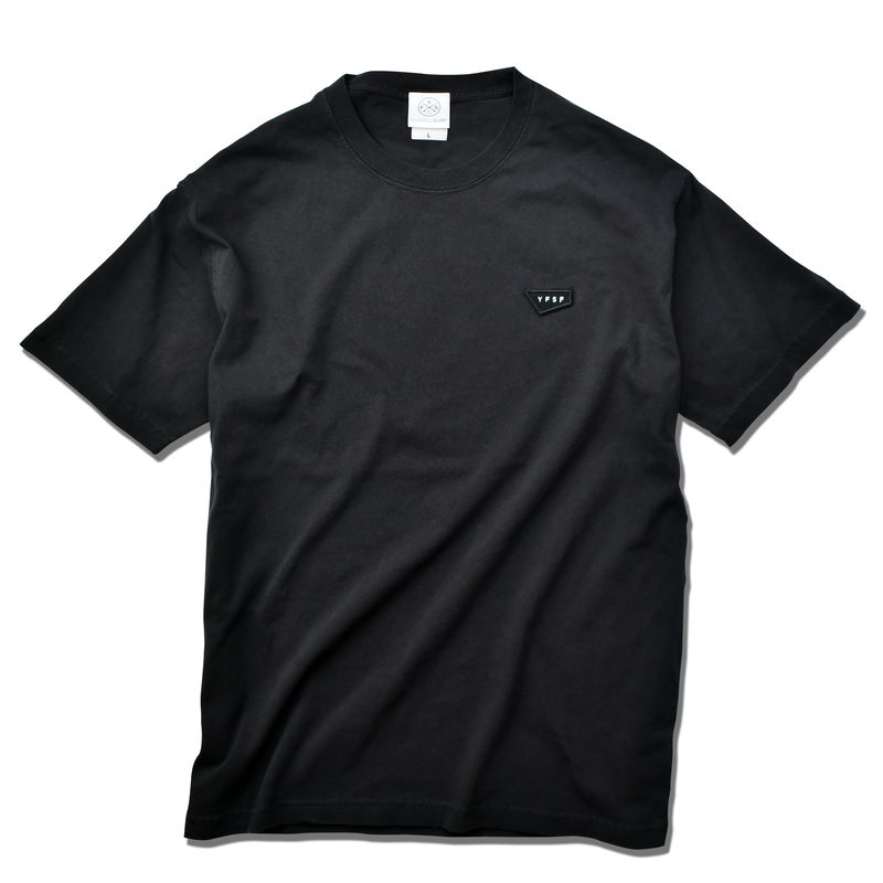 YFSF  Patch Pigment Dyed Tee【Vintage Black】