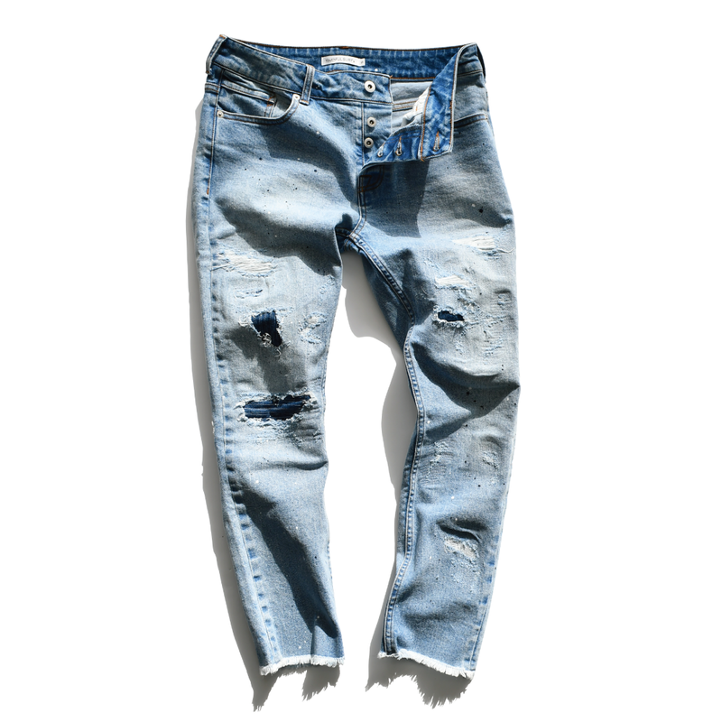【8月再販予定】YS101  Vintage Wash  Denim