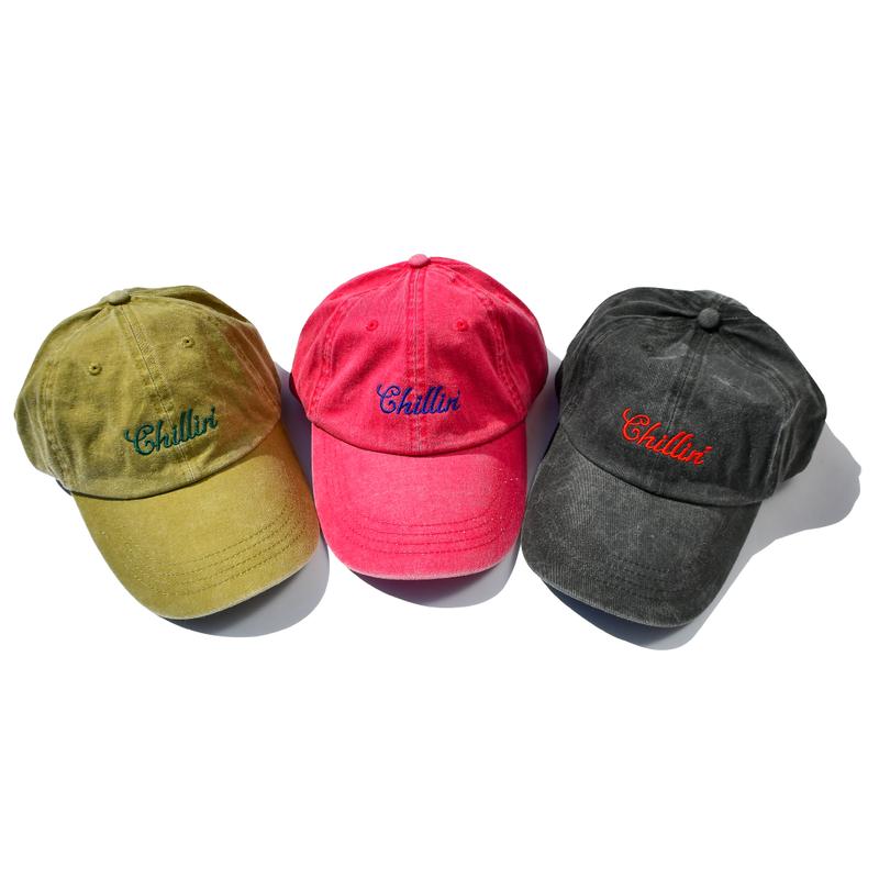 Chillin'  Pigment Dyed CAP