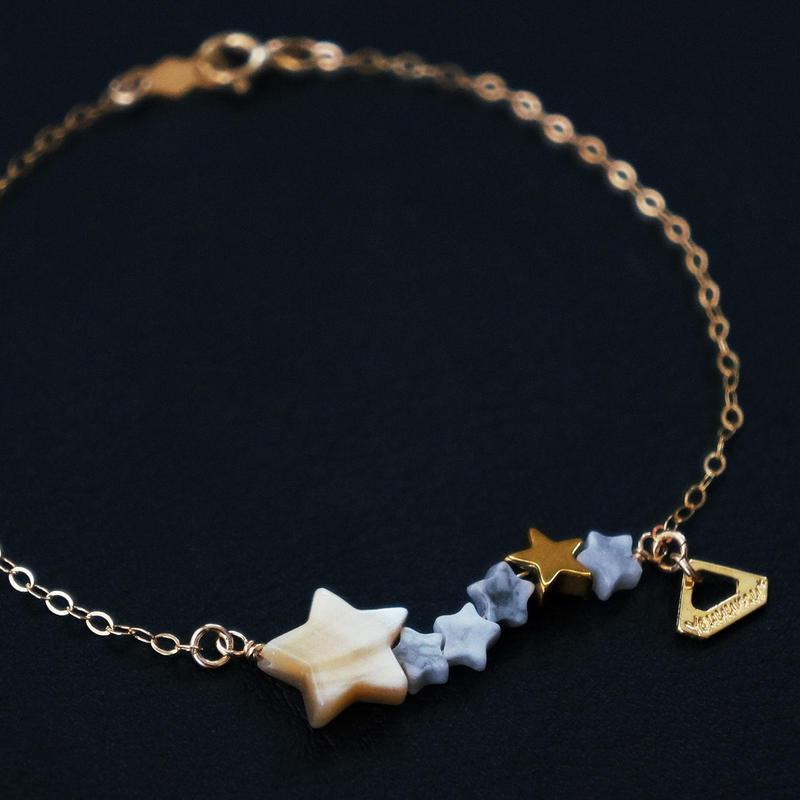 ★~shooting star bracelet