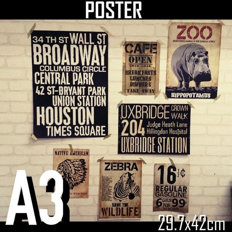 A3サイズ(ポスター)