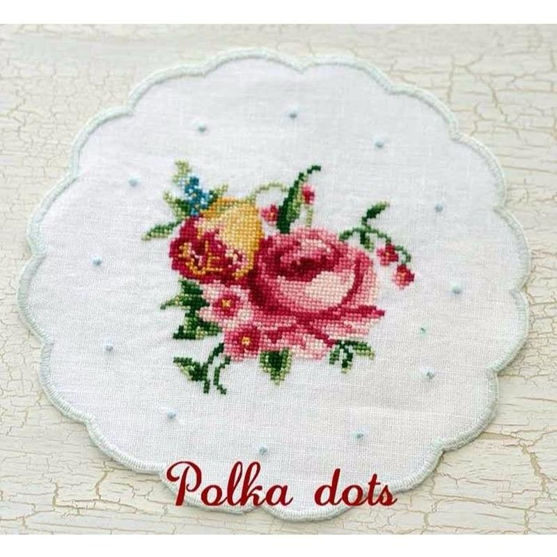 PDFダウンロード版・Bouquet(rose&tulip)