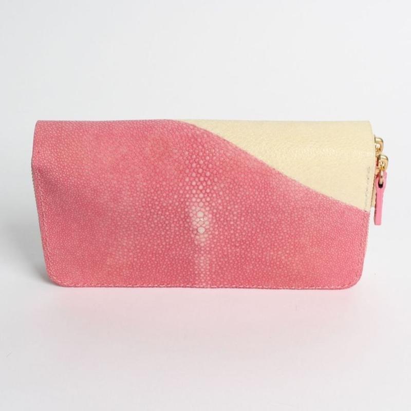ダブルファスナー財布:アリアドネ