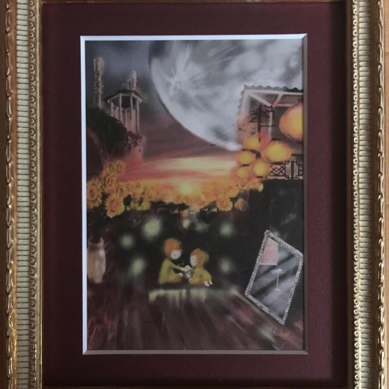 インテリア絵画「約束の場所」