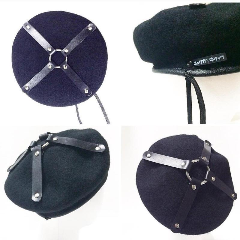 ニュリカデリック ハーネスベレー帽