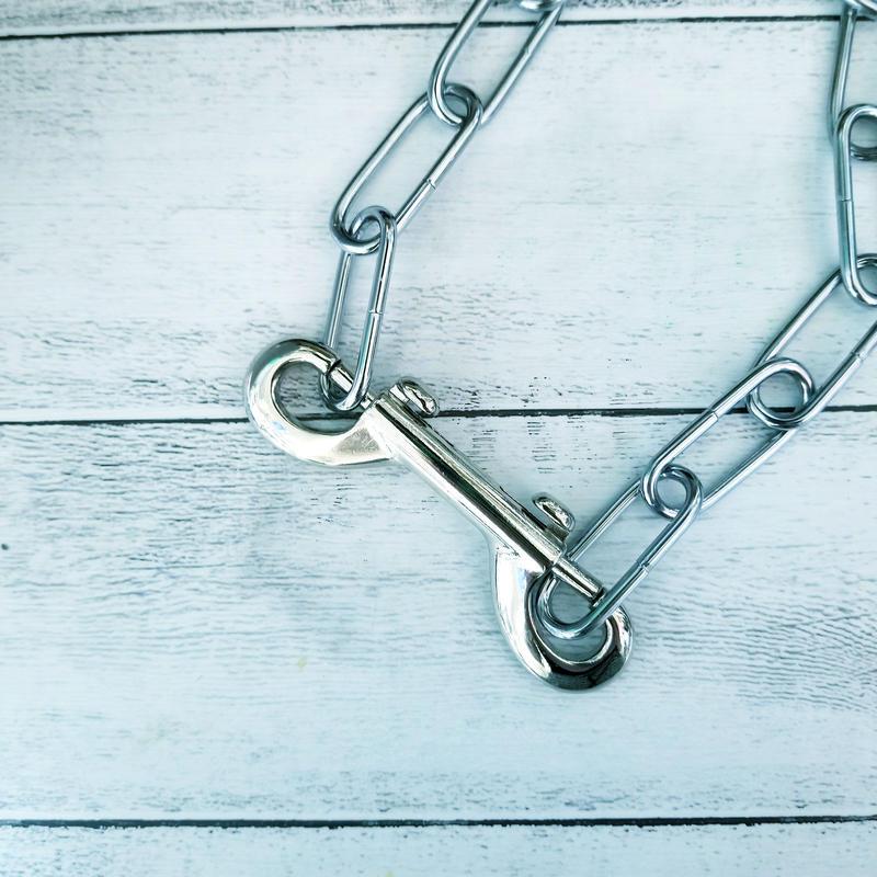 Lock CH Necklace