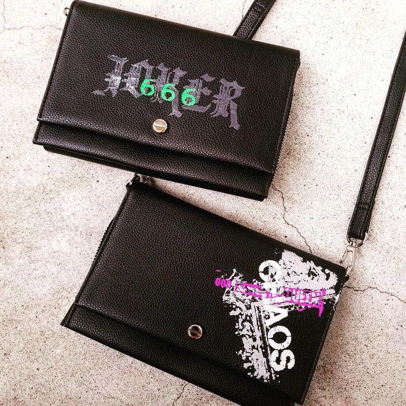 【Karma9th】Wallet ShoulderBag