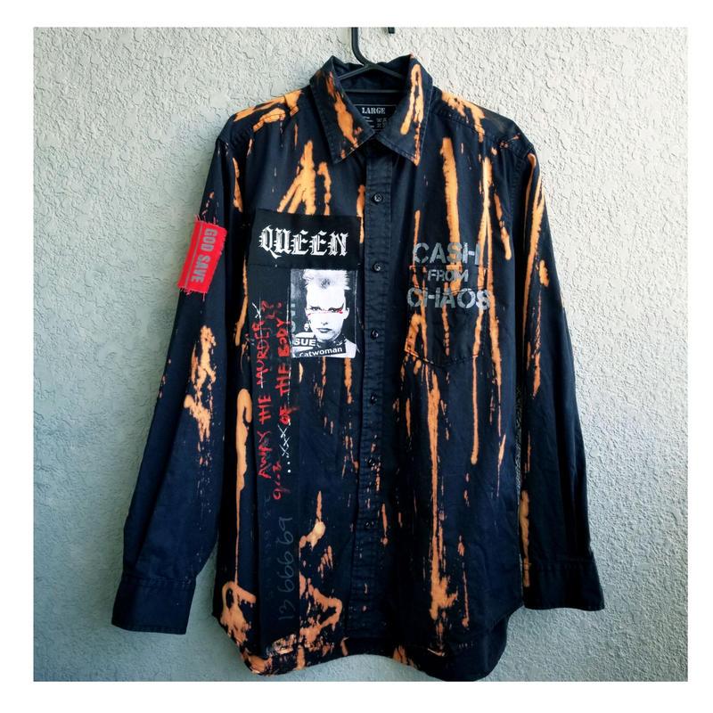 Punk-ANARCHY-Shirt 8