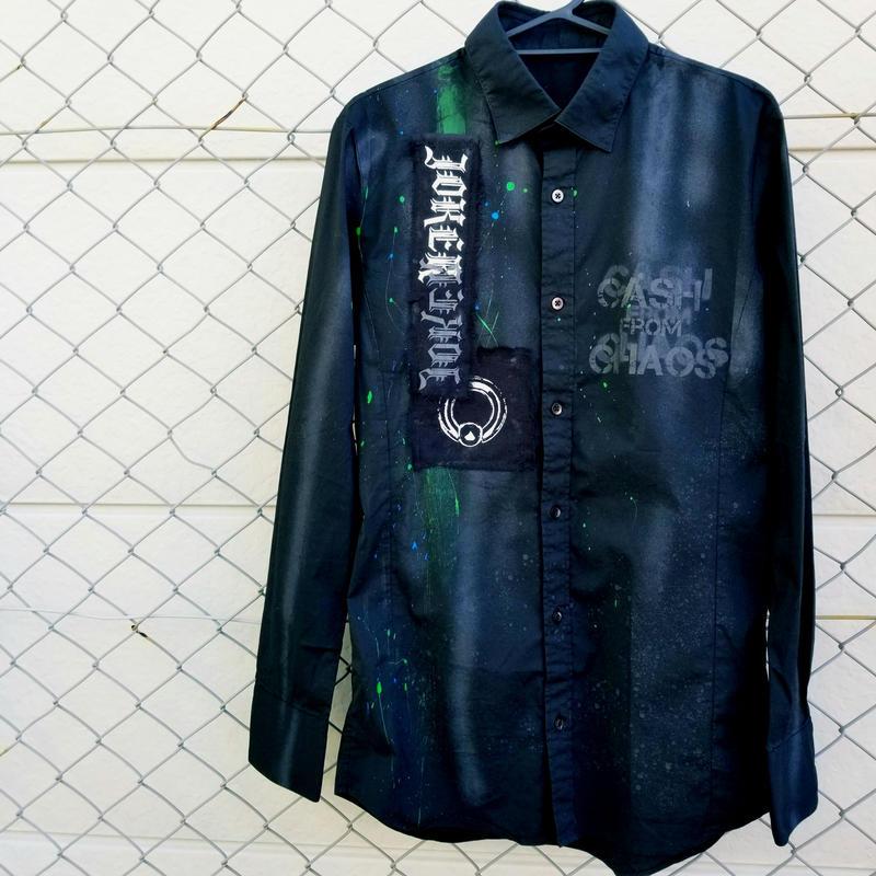 Punk-ANARCHY-Shirt 1