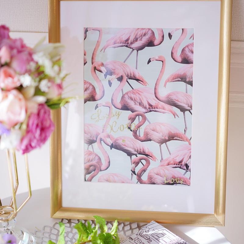 Lady Flamingo
