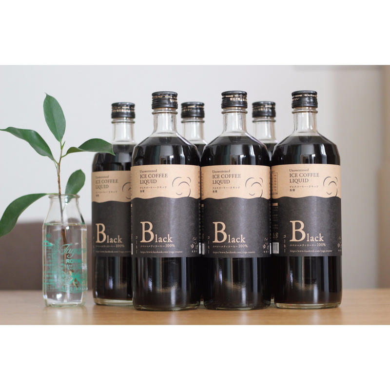 アイスコーヒー Black 12本