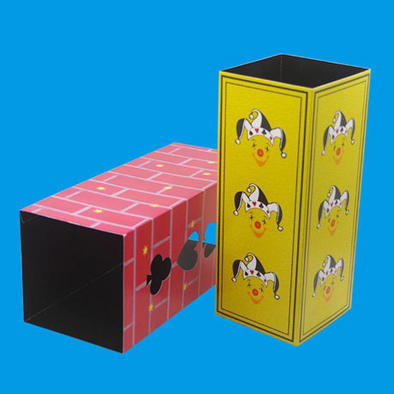 プロダクションボックス<コンパクトな取り出し箱>【K0003】PRODUCTION BOX