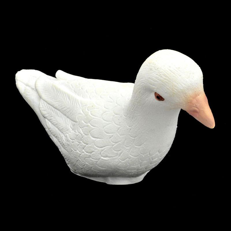 ゴムバト<大人気のゴム製の鳩>【G0823】Emulational Rubber Dove