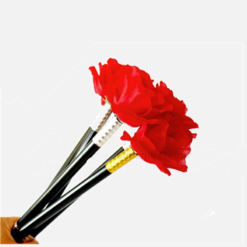 フラワーウォンド<ウォンドの先に突然出現する花>【X0219】
