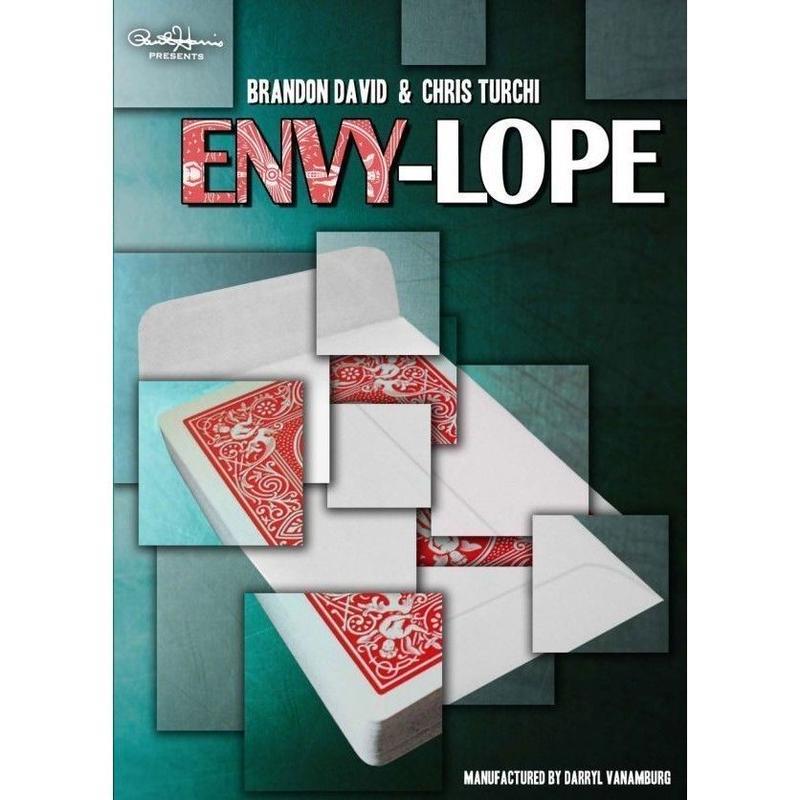 エンヴィロープ<デックが一瞬で封筒に>【Y0217】Envylope  by Brandon David and Chris Turchi