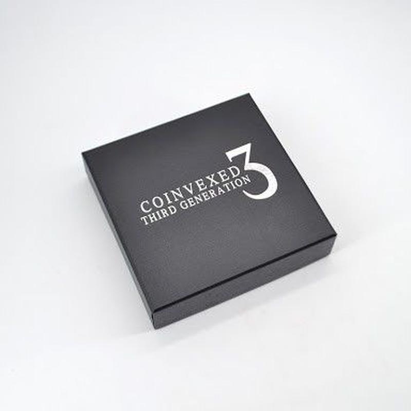 コインベックス・サードジェネレーション<コイン曲げの究極形>【D3004】Coinvexed 3rd Generation by David Penn