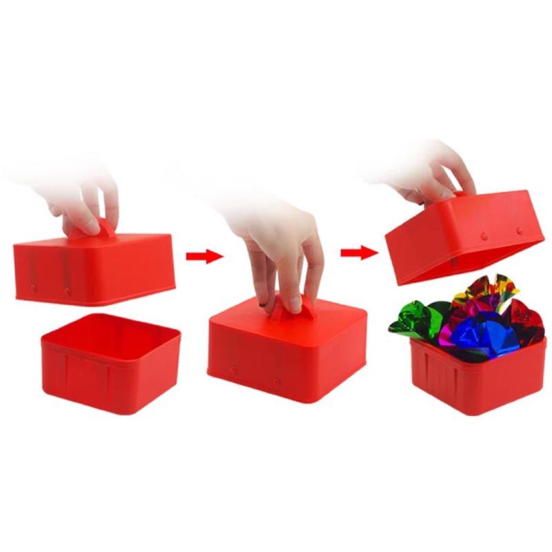 キャンディ・ボックス<新機構のダブパン>【X0107】CANDY BOX