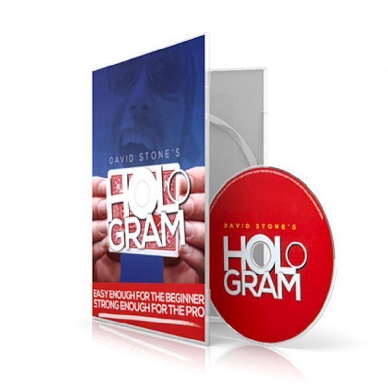 ホログラム<CGのようなシールの出現>【Y0201】Hologram by David Stone