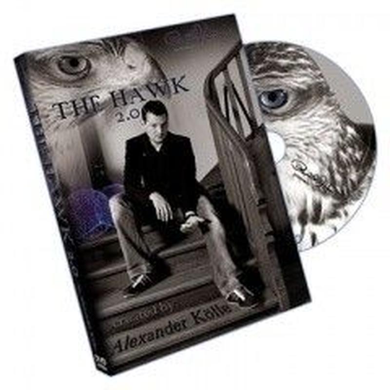 ホーク2.0<究極のアンビシャスカード>【F0028】The Hawk 2.0 - Alexander Kolle