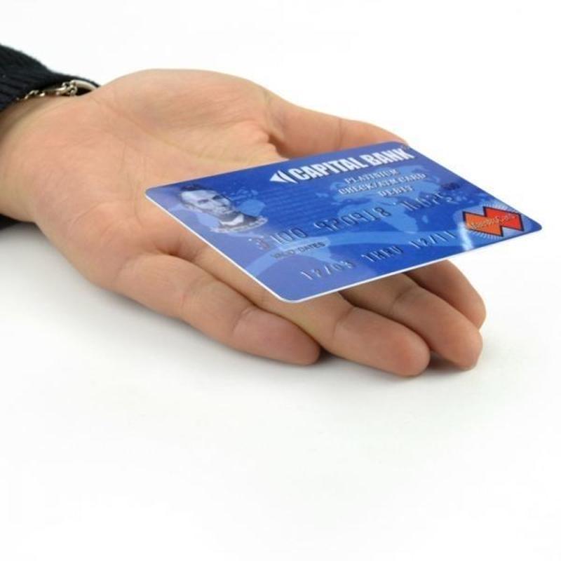 フローティング・クレジットカード【G0755】Floating Credit Card by Made in China