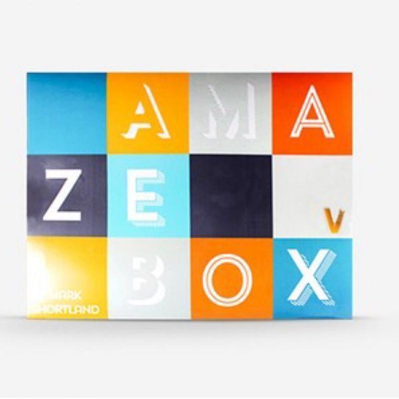 アメーズ・ボックス<天才的なスイッチボックス>【Y0061】AmazeBox by Mark Shortland