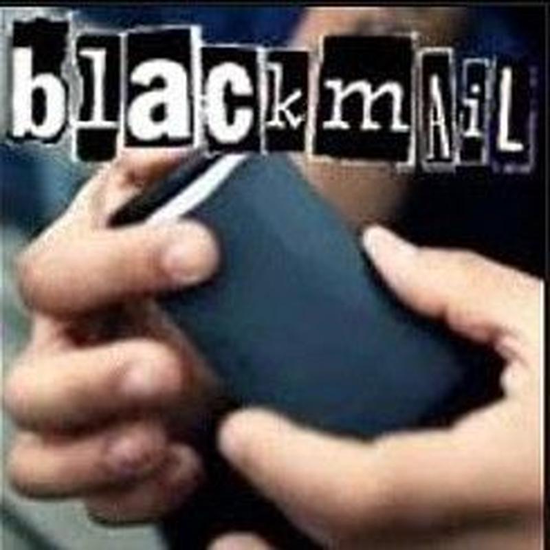 ブラックメール<封筒の予言>【F0056】Blackmail by Bobby Motta and Peter McKinnon