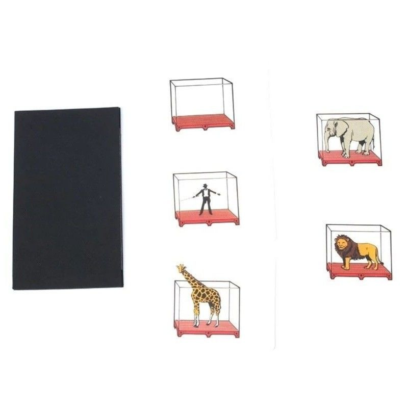 アニマルパスケース【G0830】Animals Cards by KING MAGIC