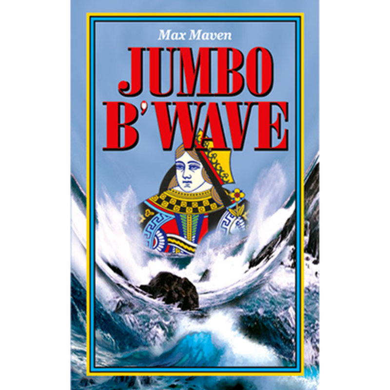 ジャンボ・ビーウエーブ<名作パケットをサロンで!>【M61871】Max Maven's Jumbo B'Wave (Red Queen)