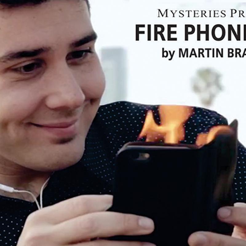 ファイヤー・フォンケース【M61964】【M65109】Fire Phone Case by Martin Braessas