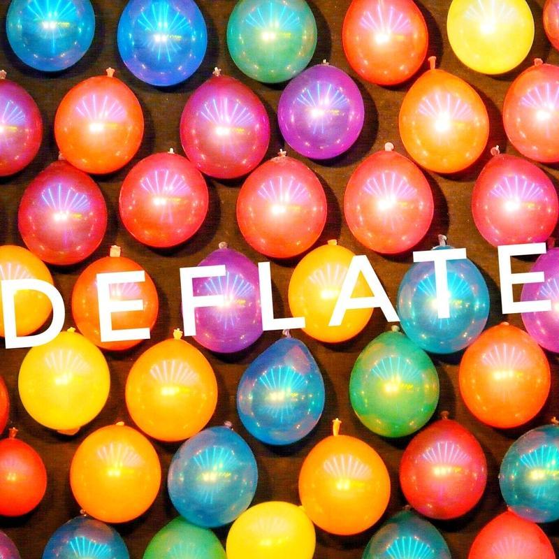 デフレート<画期的なジュースの消失>【A1012】by MISDIRE