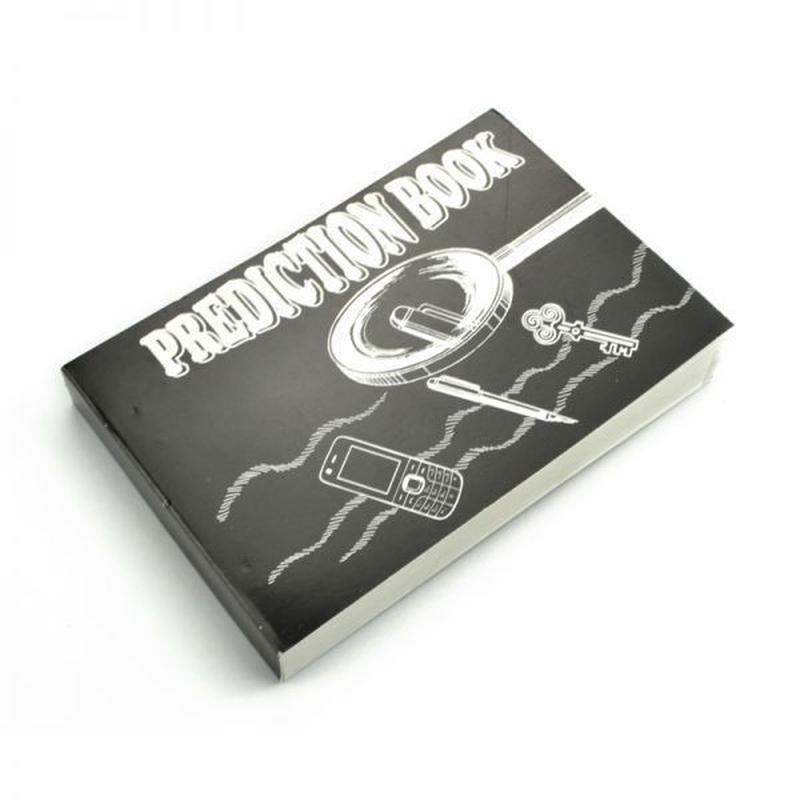プリディクション・ブック<初心者向け予言の本>【G1171】Prediction Book