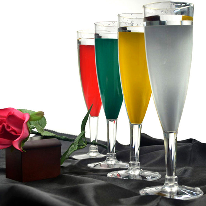 カラーチェンジングシャンパン<色が変わる液体>【G0580】Glass Color