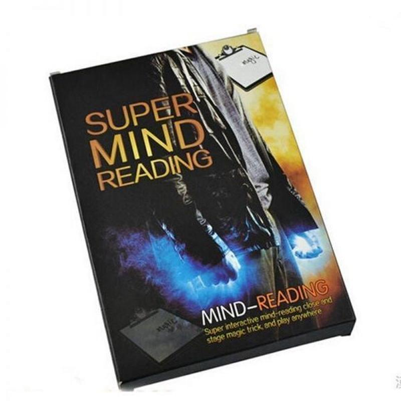 スーパーマインドリーディング<精巧なギミックボード>【G1384】Super Mind Reading