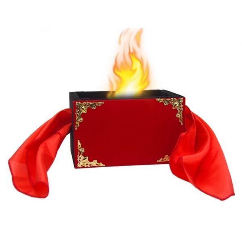 ファイヤーボックス<箱から炎が出現>【G0641】Fire Box