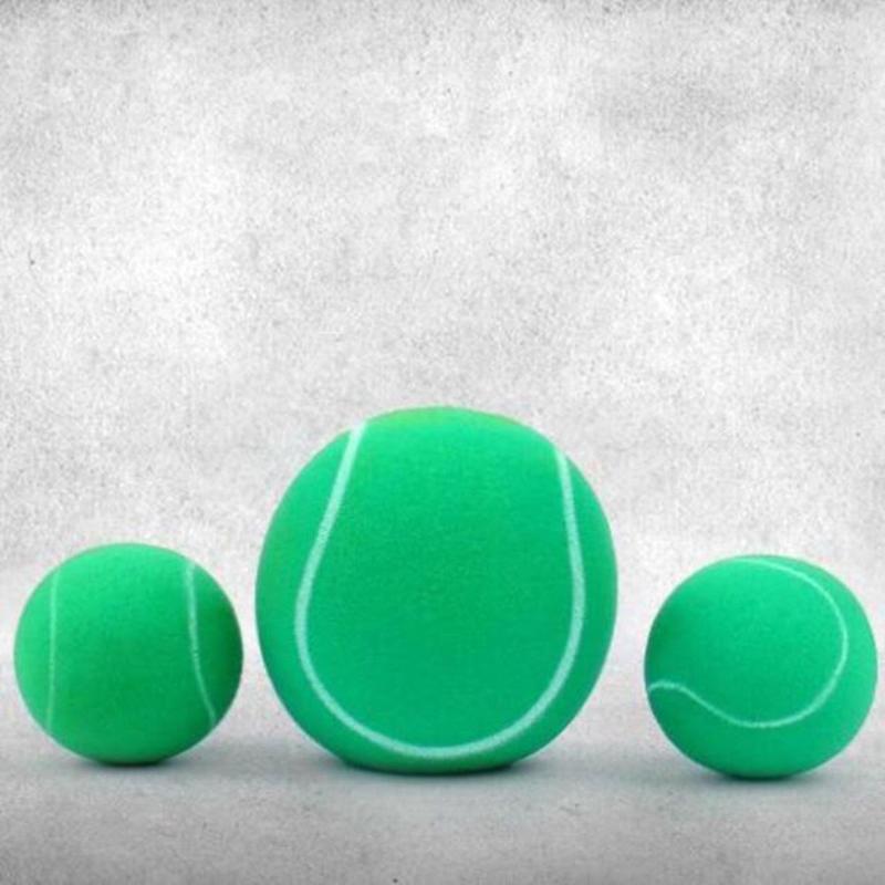 スポンジテニスボール<テニスボールのスポンジ>【X0203】Sponge Tennis Balls