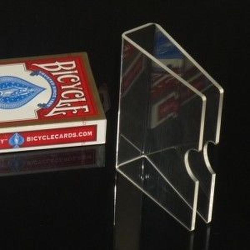 インビジブルカードガード<クリアなカードガード>【G1480】Crystal Clear Card Holder