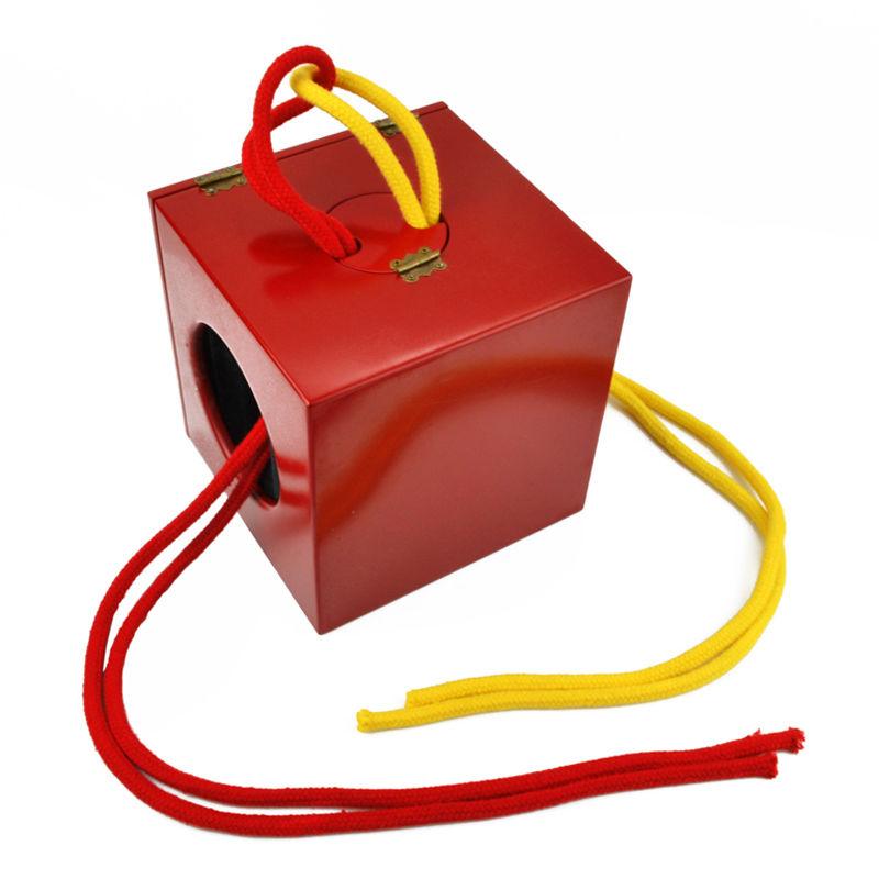 リンキングロープ&リングボックス<廉価版ディーンズボックス>【G1028】Linking Ropes and Ring Box