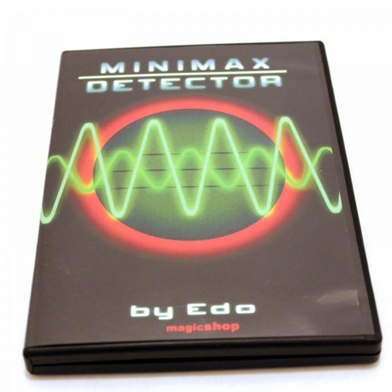 ミニマックス・ディテクタ―<世界最小のマグネット探知機>【Y0077】Minimax by Edo