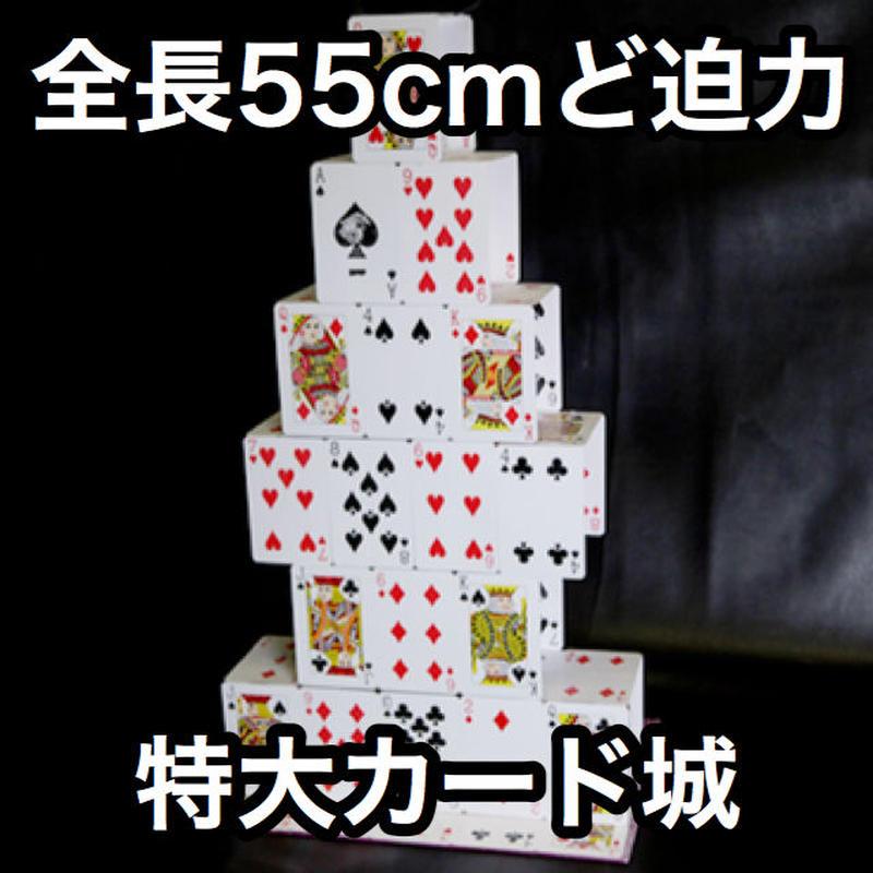 カードキャッスル【M56716】Card Castle (Standard) by Mr. Magic