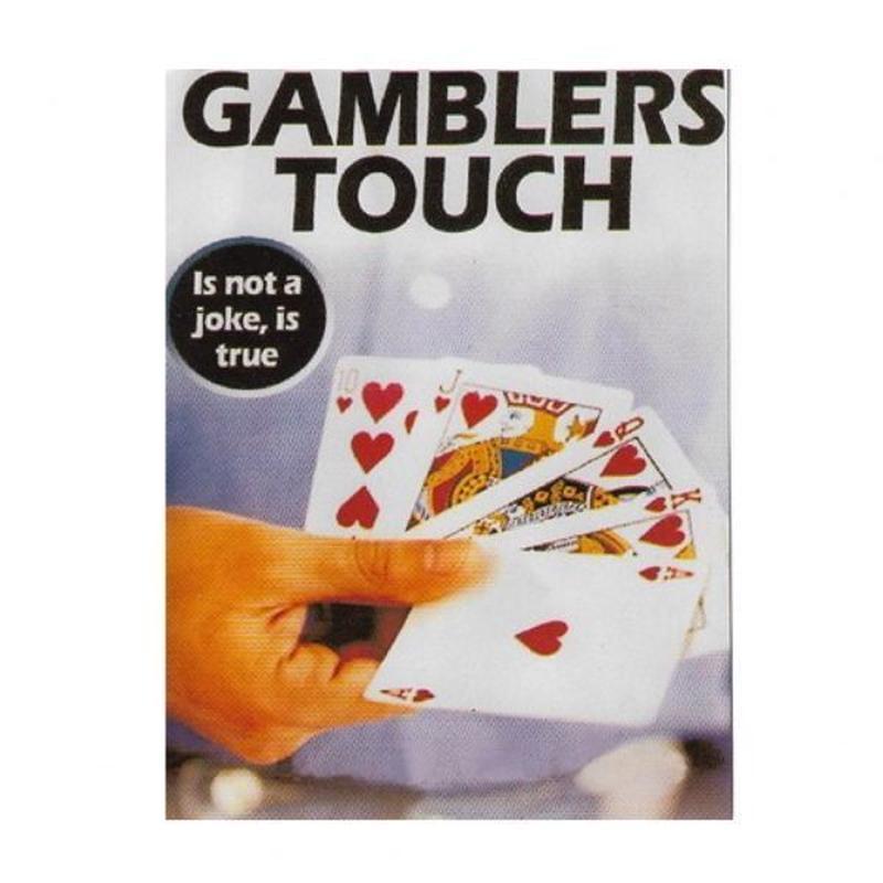 ギャンブラーズ・タッチ<弾くだけで変化するカード>【Y0224】GAMBLERS TOUCH